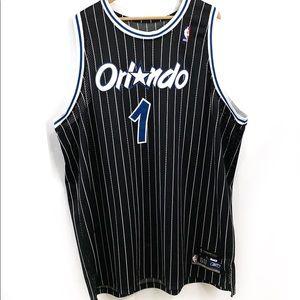 Vintage Reebok McGrady Orlando magic jersey sz 60